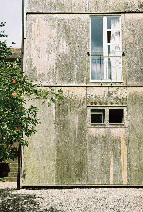 Haus Kucher, Rottenburg am Neckar 1991 Valerio Olgiati