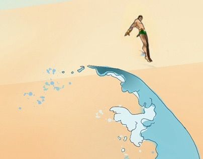"""Check out new work on my @Behance portfolio: """"NAMOR a Moebius Dream"""" http://be.net/gallery/54349159/NAMOR-a-Moebius-Dream"""