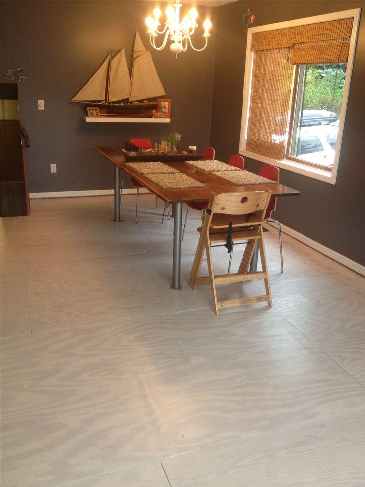 Best 25 Plywood Floors Ideas On Pinterest Plywood