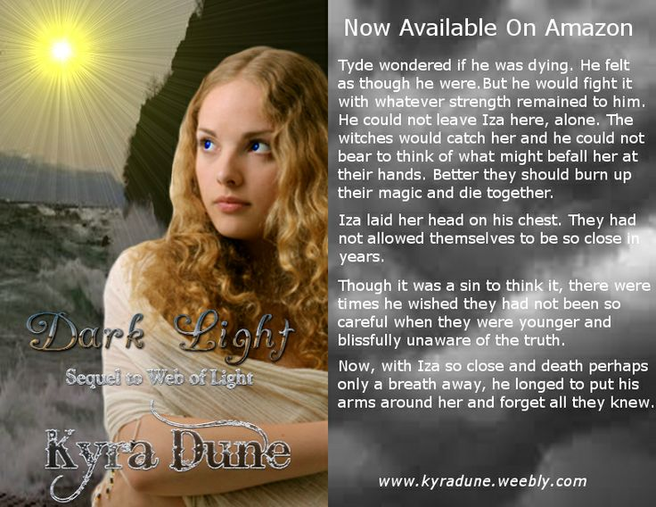 Dark Light by Kyra Dune