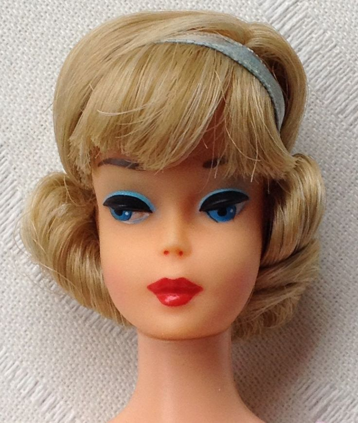 Vintage Barbie Japanese Side Part American Girl RARE And | eBay