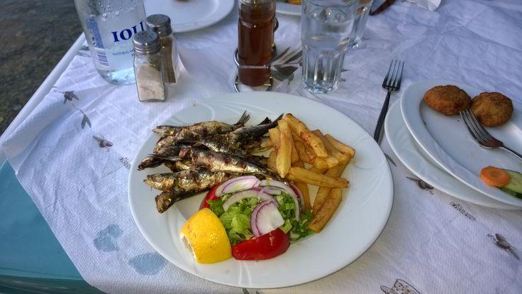 dinner time... Assos, Kefalonia