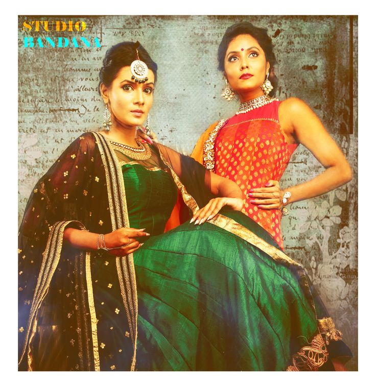 Collection inspired by the royal Jodha Akbar.
