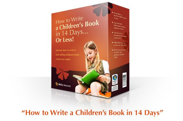 How to Write a Children's Book Quickly - Become Children's Author