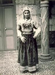Juive marocaine des années 30