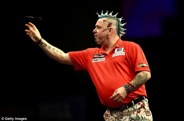 Peter Wright says darts players are two-faced and says he trusts ...