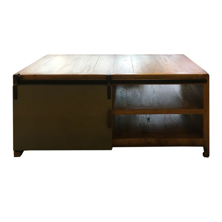 Get the modern and elegance look of Conwood TV Console. Combine with our Concrete Side Table for a perfect style.