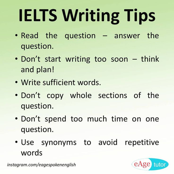 ielts essays writing tips The ielts academic module tests candidates on their ability to write two forms of essays in the writing section of the test the writing section is divided into two parts and both the parts would have to be completed in 60 minutes.