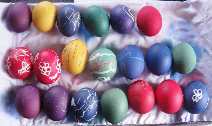 mor lots of eggs