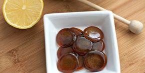 Zázvorové bonbony pomohou při chřipce i nachlazení
