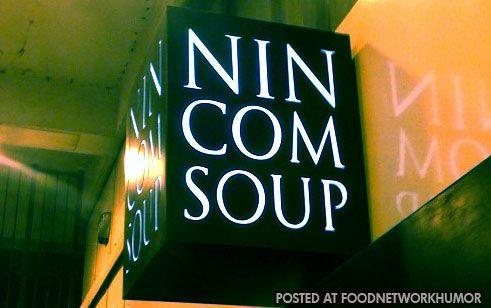 The 20 funniest restaurant pun names