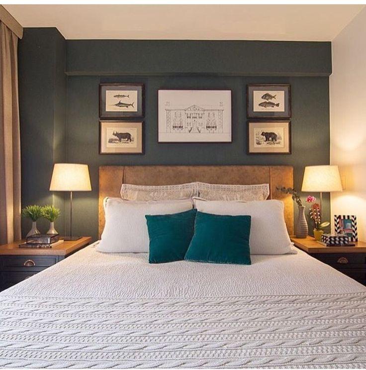 Amazing Gemütliches Schlafzimmer, Bettkopfteil, Entspannungs, Nüchternheit,  Päarchen, Lass Es Sein Gallery