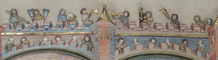 Bodleian Library MS. Bodl. 264, The Romance of Alexander in French verse, 1338-44; 188v