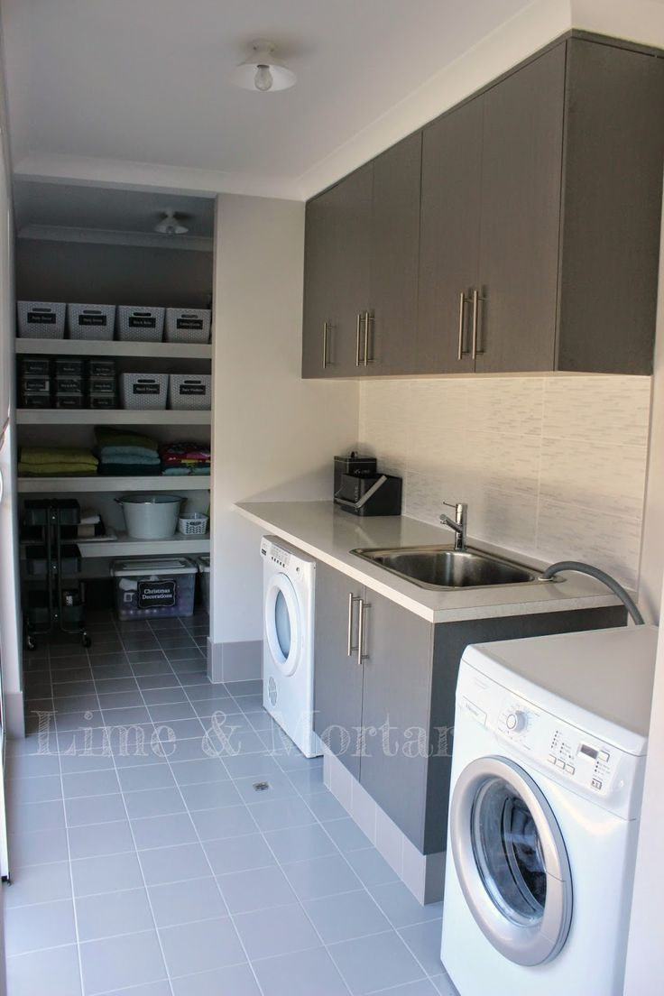 Lime & Mortar: Laundry - Wash, Dry, Fold