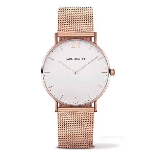 Uhren von PAUL HEWITT zu jedem Anlass - zeitlos und elegant - PAUL HEWITT