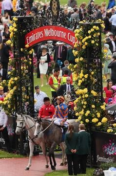 Emirates Melbourne Cup Day