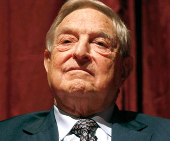 George Soros - http://freedomoutpost.com/2014/03/just-george-soros-affect-american-politics/ - What George Soros Does - http://freedomoutpost.com/2014/08/guess-behind-indictment-rick-perry-george-soros-donated-500k-cause/ - Research Thouroughly - http://en.wikipedia.org/wiki/George_Soros