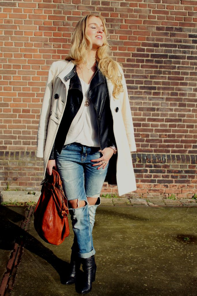 DeniChant | Outfit Of The Day – Outfit Blog Class Event This chick's got style | http://denichant.nl