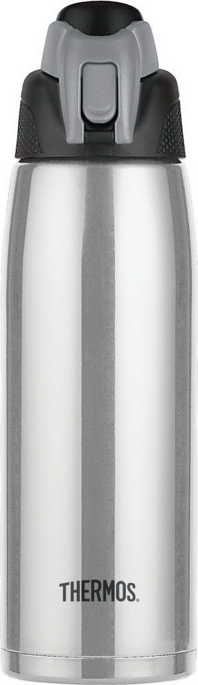 New Thermos Vacuum Insulated 24-Ounce Stainless Steel Hydration Bottle #Thermos