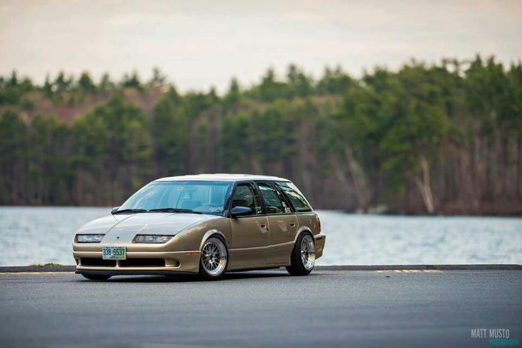 Saturn Sw2 Wagon Stanced Slammed Cars I Like