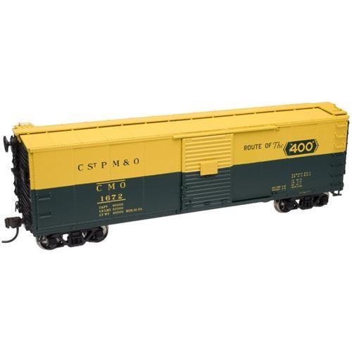 Atlas Model Railroad Company, Inc. Online Store - HO USRA BOXCAR C & NW (CMO) #1672