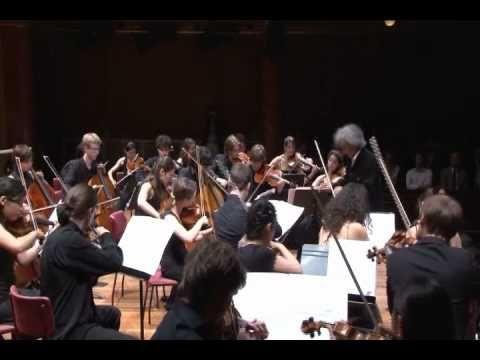 Tchaikovski. Serenade for strings. Seiji Ozawa.