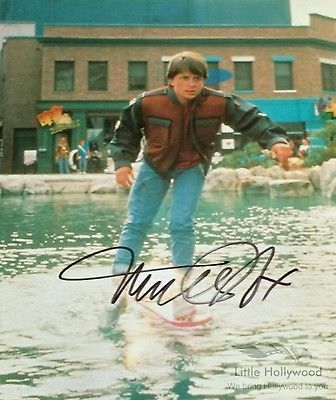 Michael-J-Fox-from-BTTF-2-8X10-Autographed-RP-lustre-Photo