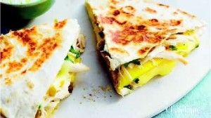 salmon with mango and brie recipes dishmaps dishmaps salmon with mango ...