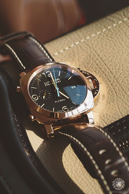 watchanish:  Behind the scenes with Panerai in Dubai.More of our footage atWatchAnish.com.      (via TumbleOn)