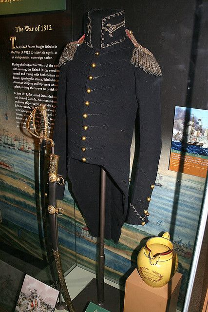 andrew jackson uniform | Andrew Jackson's Uniform | Flickr - Photo Sharing!