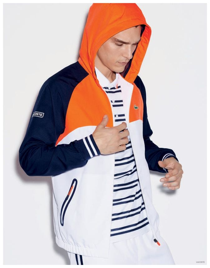 See Lacostes Sporty Autumn Fashions