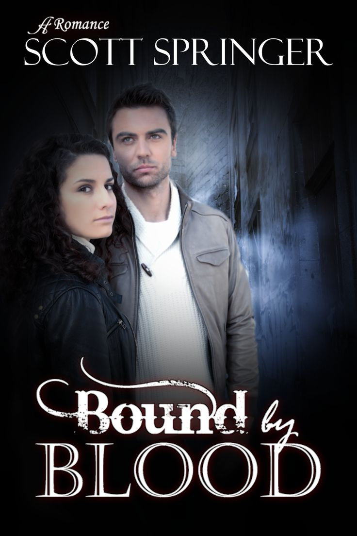 COVER REVEAL: Bound By Blood – The Author's Hideaway