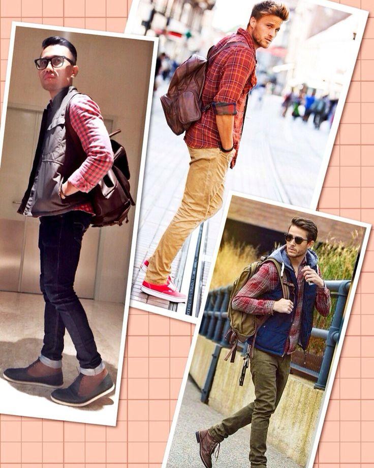 #men#bagpack#style