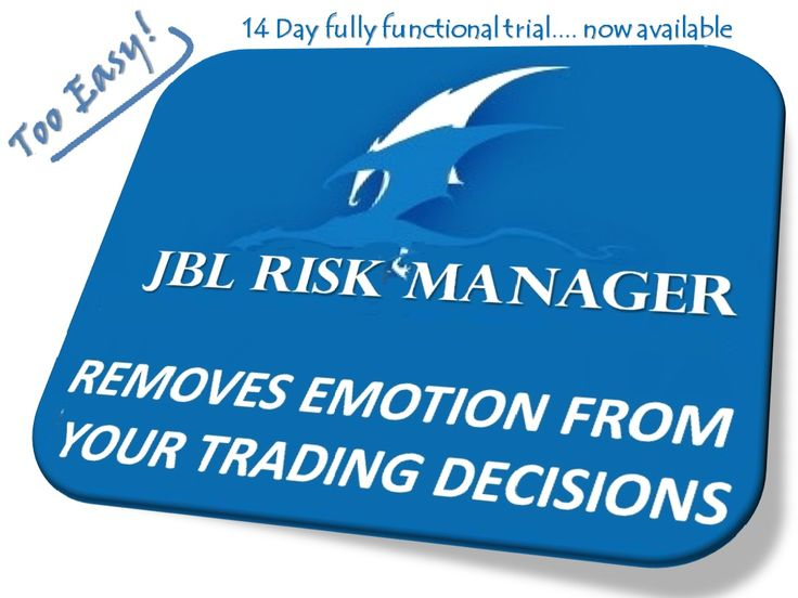FREE NO RISK SHARE TRADING SOFTWARE TO MANAGE RISK. DOWNLOAD FREE TRIAL HERE http://www.paconsulting.net.au/Share-Trading-Investing-FX/jbl-risk-manager/