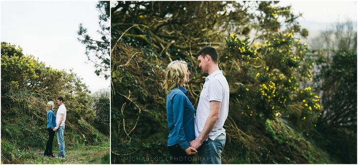 Rural Irish Engagement Shoot, Donegal