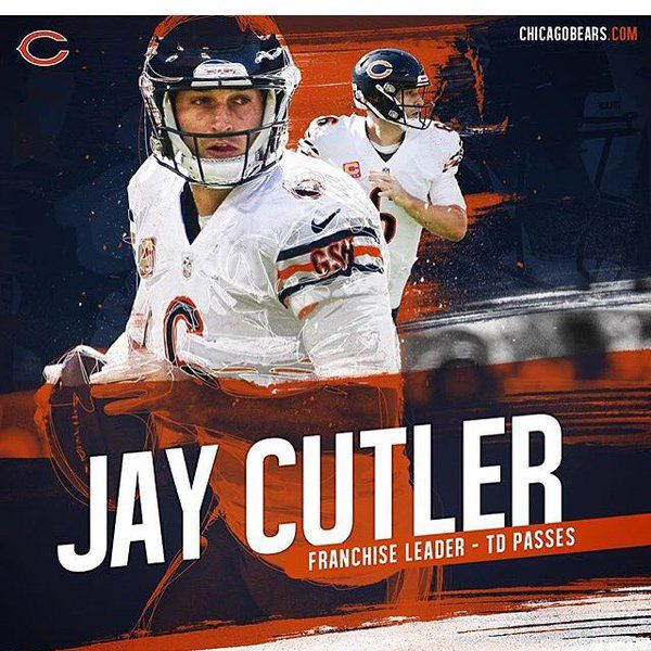 Jay Cutler Week 9 Bears vs. Chargers