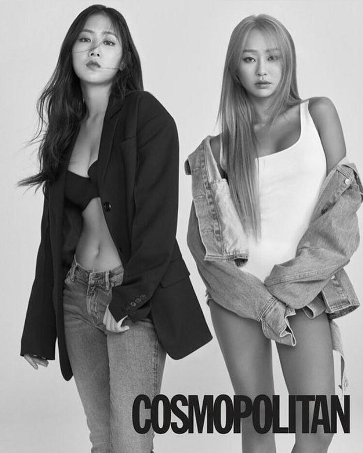 Sistar Soyou & Hyorin