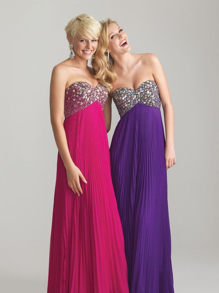 Mejores 154 imágenes de Ladies Formalwear en Pinterest | Vestido de ...