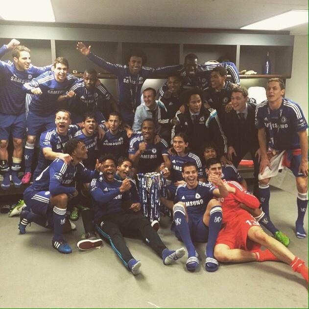 CFC - Capital One cup winners 2014/15