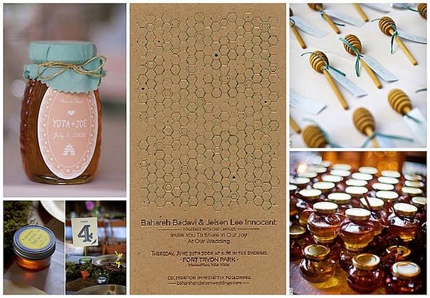 fairy themed fall weddings | wedding decoration ideas for honey themed wedding