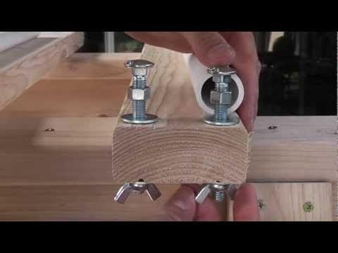 how to make a pvc recurve bow