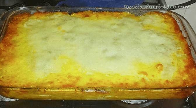 Por Eduardo Maldonado Ingredientes Para La Masa 7 Lbs De Guineos Verdes 1 Taza De Leche Sal Y