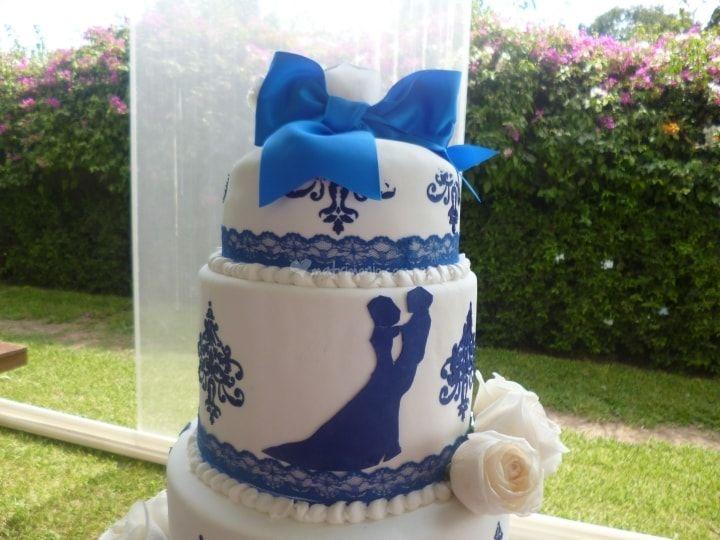 Tortas de matrimonio en Lima. Modelo 600 de Duchis Sweets & Cakes | Foto 54
