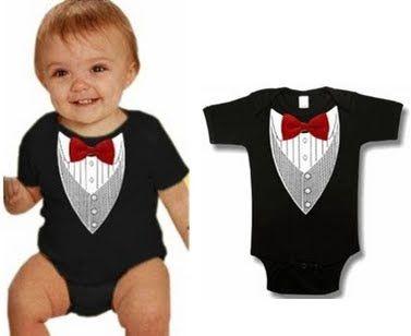 niños varones modelos de ropa - By Maria Elena Lopez Bellisimo bebe