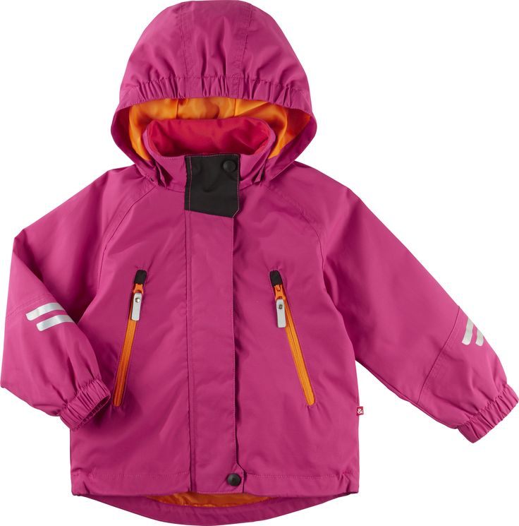 LOTTA&LASSI SS2015 Girls tecnical outdoor jckt Tecnic