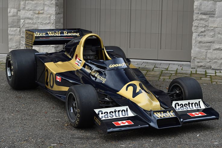 Walter Wolf Racing built their first car, WR1 for the 1977 Formula 1 season. This car won its very first race out in Argentina, also winning at Monaco and Mosport. Jody Scheckter drove this car to a podium finish every race the car completed in 1977. It is still in its as-raced condition and has been owned by Walter Wolf himself for the last 40 years.