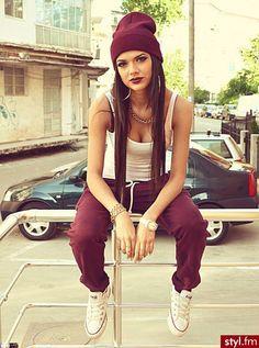 Converse Outfit. Urban Fashion. Urban Outfit. Hip Hop Fashion