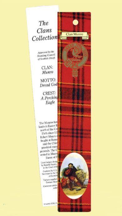 For Everything Genealogy - Munro Clan Tartan Munro History Bookmarks Set of 2, $3.00 (http://www.foreverythinggenealogy.com.au/munro-clan-tartan-munro-history-bookmarks-set-of-2/)