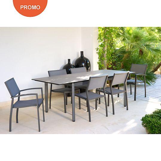 17 meilleures id es propos de table jardin extensible sur pinterest modulaire modulable et - Table de jardin ovale extensible fort de france ...