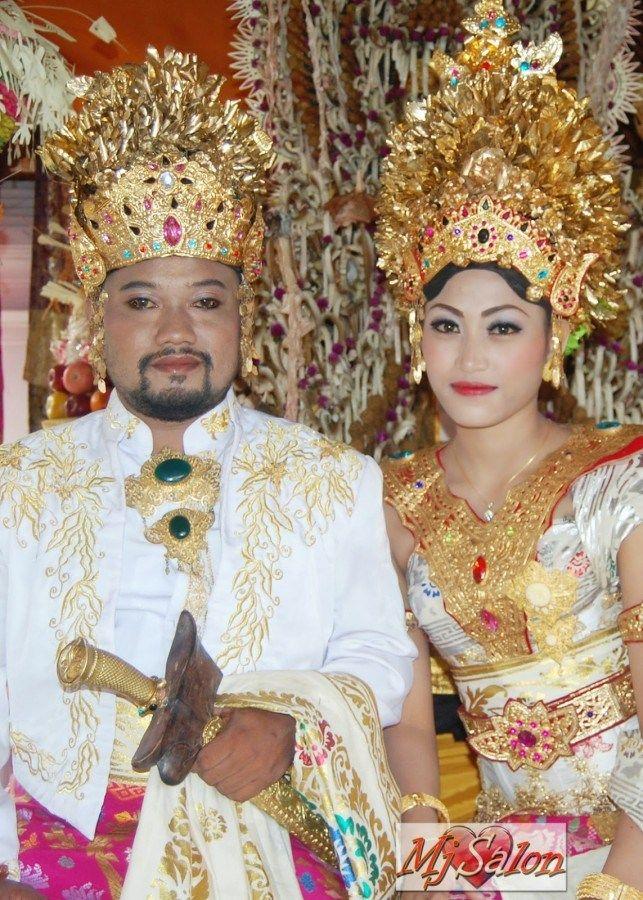 Busana Pengantin Bali